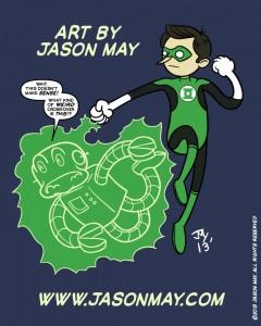 gark, green lantern, robot, ring, power, lantern, green, fly, fist, ring, robotic madness, robot art